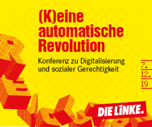 Konferenz zu Digitalisierung und sozialer Gerechtigkeit