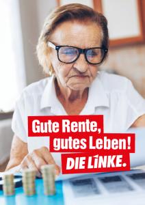 Das Rentenkonzept DER LINKEN 2019: